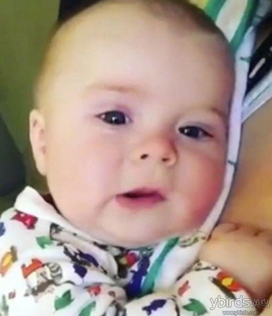 图片来自网络 近日,美国西弗吉尼亚州4个月大的小宝贝犹大琼斯(Judah Jones)打喷嚏的短视频萌翻众人,自该视频被发布到脸谱网上以来,转载量超过1500万次。 一般婴儿学说的第一个词会是妈妈或者爸爸,但是视频中的这个小萌宝就偏不走寻常路。视频中,萌宝琼斯侧躺在妈妈的怀里,小家伙先是深吸了一口气,然后畅快地打了一个小喷嚏,紧接着便看着镜头说了句噢,不。视频中传来妈妈的笑声,她还说了句真可爱。 自发布以来,这段小视频便迅速在网上传播开来,目前,已经有超过1500万次的转载量。有网友评论道,
